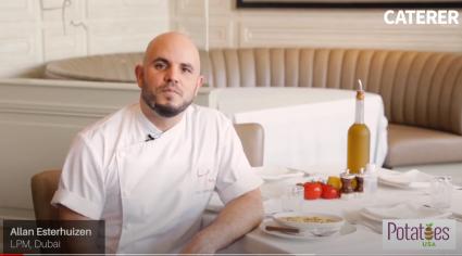 How to: Potato gratin with LPM Restaurant & Bar in Dubai
