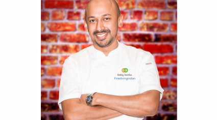 Former Asha's corporate chef launches Indian fine-dining cook book