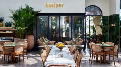 Tashas café opens in Dubai's Al Barsha