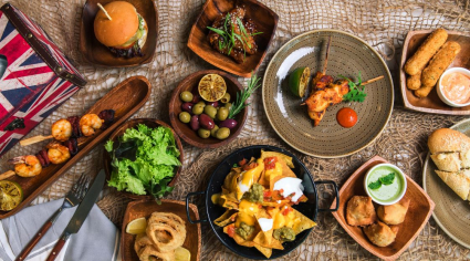 Daily brunch launched at Dubai Media City's Icon