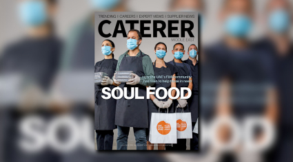 Read the July issue of Caterer Middle East online now