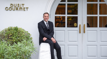 Dusit International global VP for F&B Jean-Michel Dixte on how F&B has changed forever