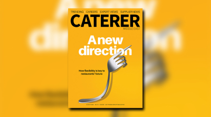 August issue of Caterer Middle East free to read online now