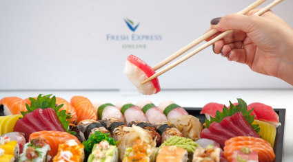 Fresh Express launches online home delivery platform in UAE