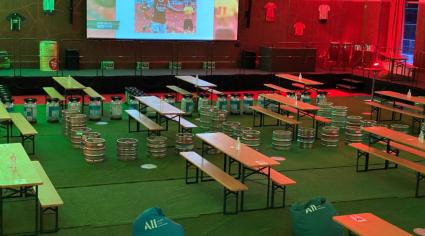 Dubai's Grand Plaza Movenpick Media City launches sporting fan zone