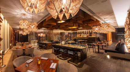 Japanese fusion restaurant replaces Morimoto at Renaissance Downtown Dubai