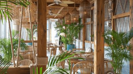 Bali-inspired beachfront restaurant opens at Palm Jumeirah