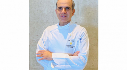 New executive chef appointed at InterContinental Abu Dhabi