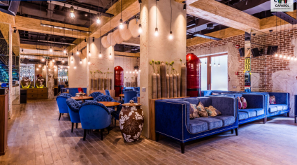 Five design tips for a healthy and safe restaurant environment