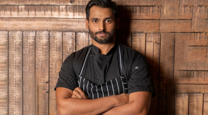 Aman Modak promoted to head chef of Dubai's Distillery Gastropub