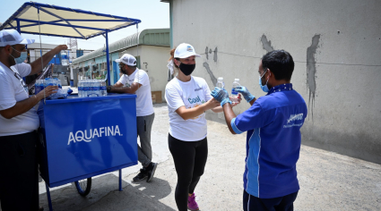 PepsiCo giving 35,000 bottled waters and soft drinks to UAE workers