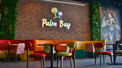 Palm Bay restaurant and bar opens at Dubai's Club Vista Mare