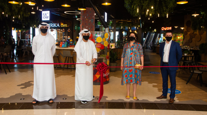 New food hall concept opens at City Centre Deira