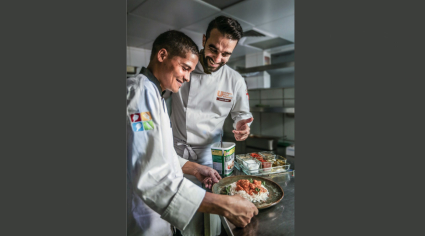 Only 10% of UAE chefs feel optimistic about the future, according to Unilever study