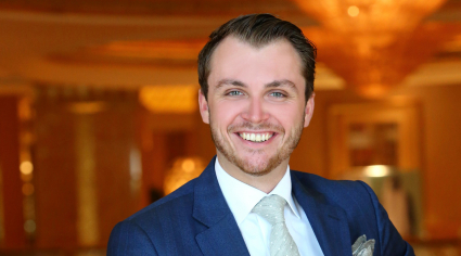 Tom Kooij steps into F&B director role at Emirates Palace