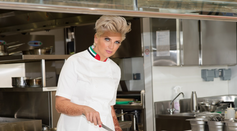 Dubai will innovate to survive, says chef Silvena Rowe