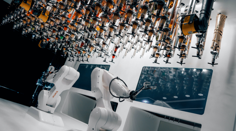 Rise of the machines: how technology is changing F&B