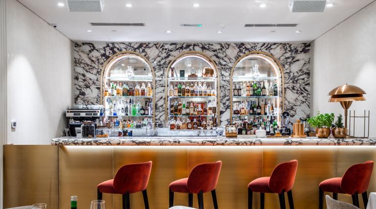An in-depth look at The Artisan, Waldorf Astoria DIFC