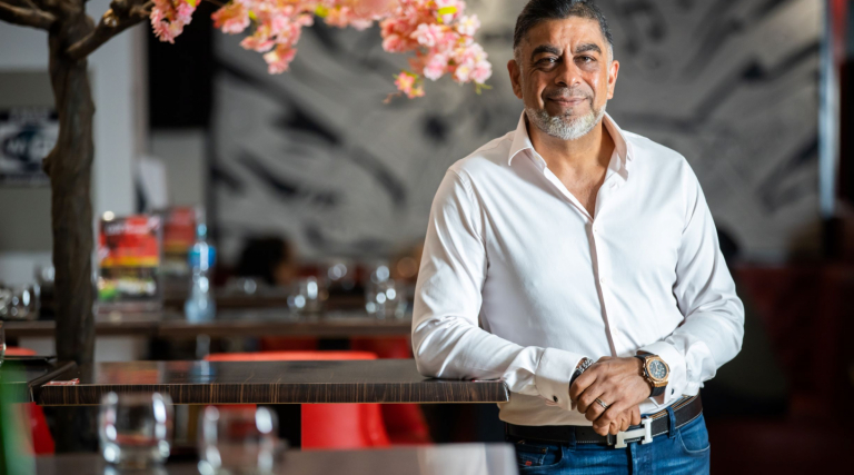 Five minutes with... Nara Pan Asian founder and owner Anand Radia