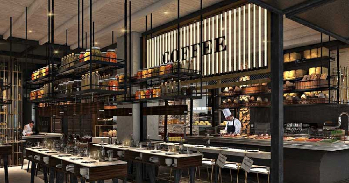 Is The Open Kitchen Trend Over Restaurants Suppliers Design Food Beverage Kitchens Catering Kitchens Trends Caterer Middle East