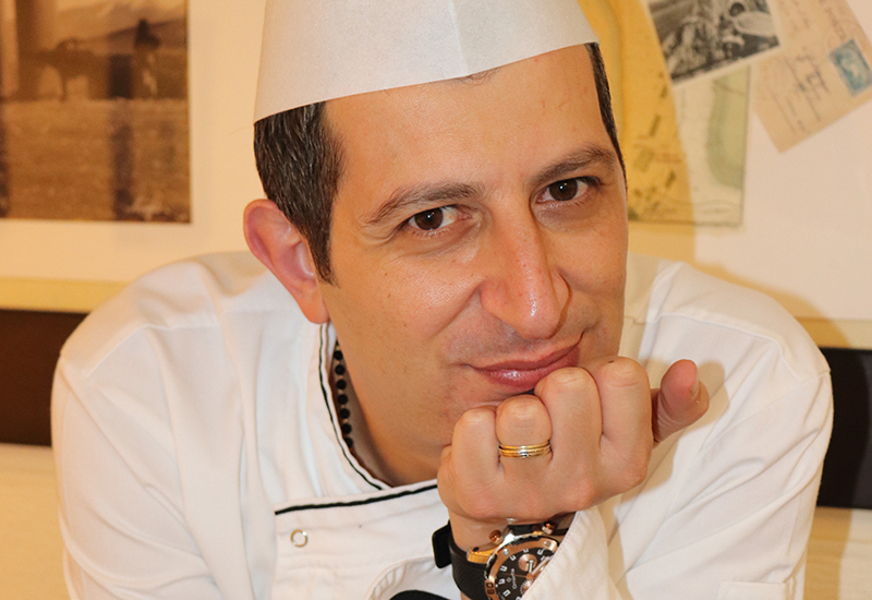 Head chef, New chef, Appointments, Radisson Blu Martinez, Beirut