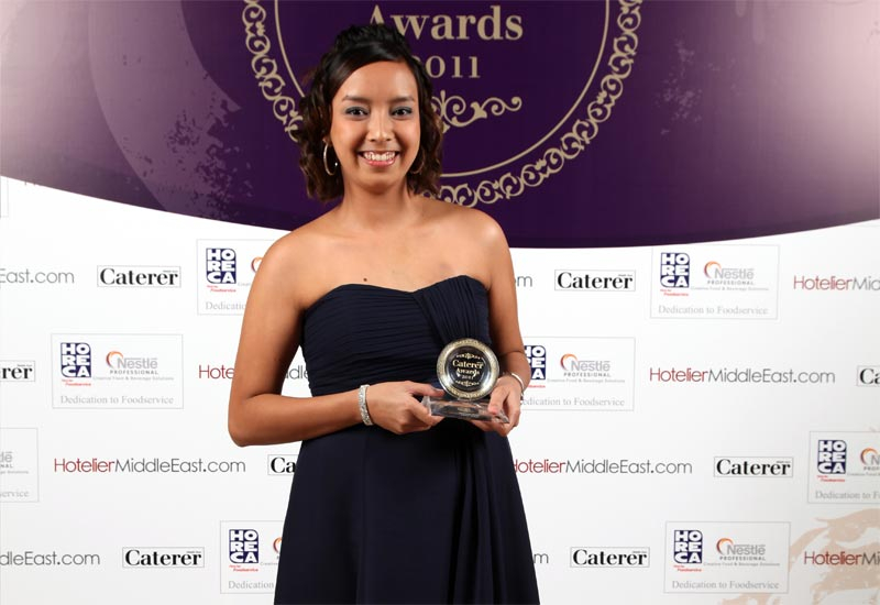 FOOD & BEVERAGE, REPORTS, Bartender of the Year, Caterer Awards, Cavalli club, Fairmont Dubai, Okku Dubai, The Monarch Dubai, Winners