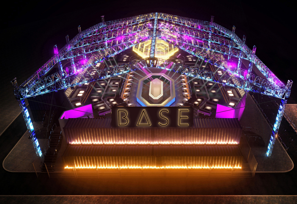 Base is set to open in Dubai's d3.