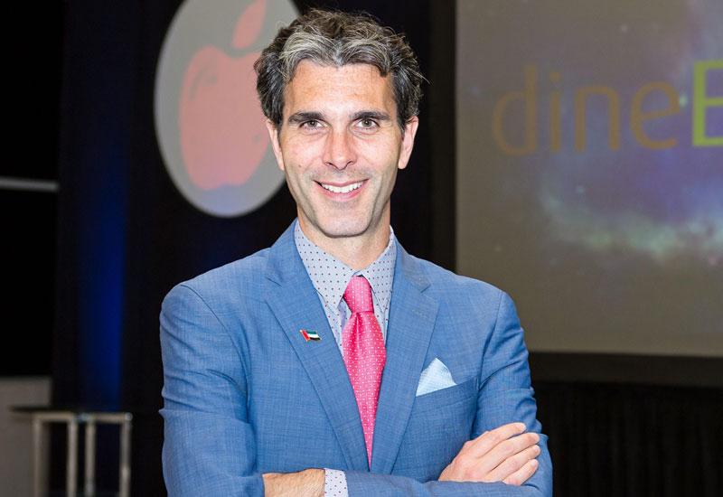 Dine Equity, president — international, Daniel Del Olmo.