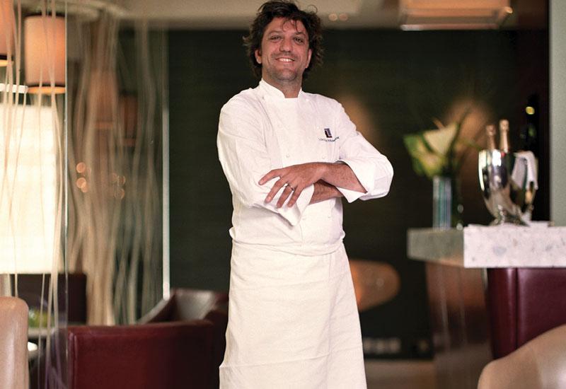 Michelin-starred chef Giorgio Locatelli.