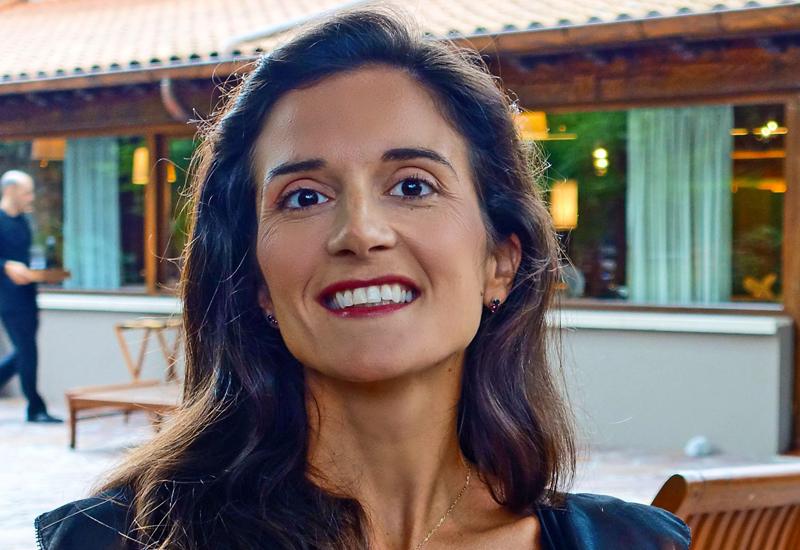 Marta Yanci, founder of Marta's Kitchen.