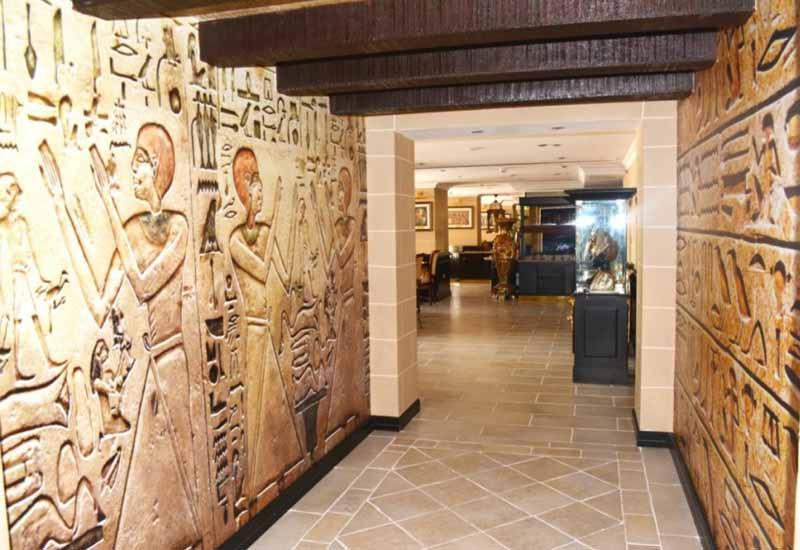Pharaoh Cafe.