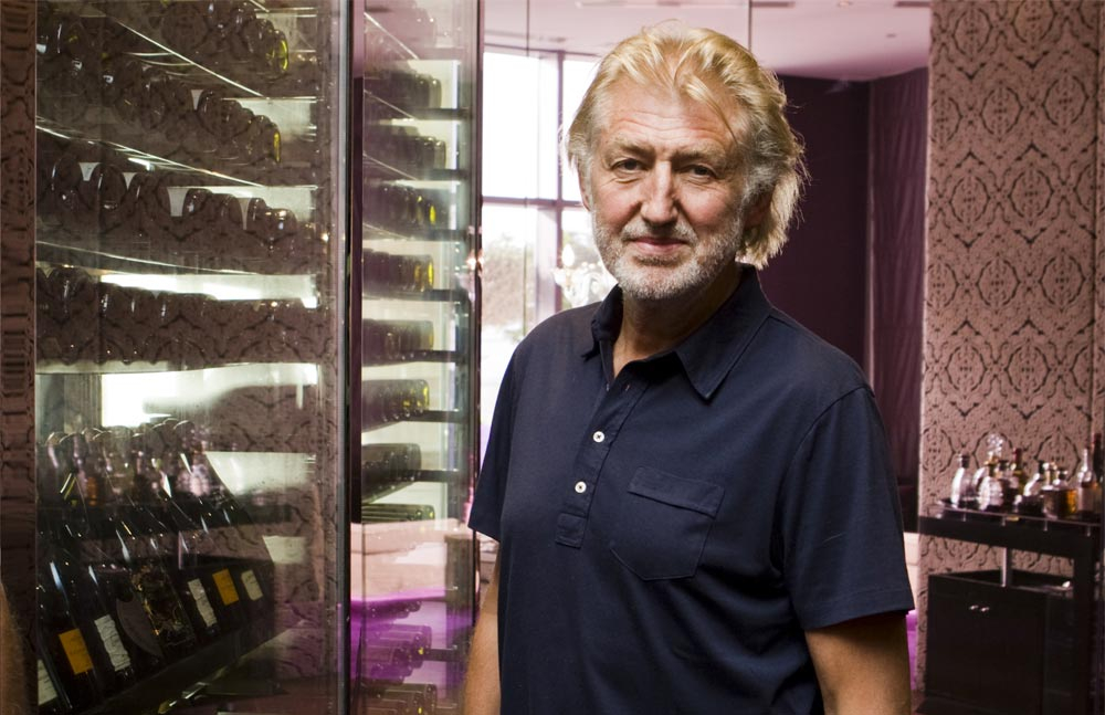 Pierre Gagnaire will be cooking at his restaurant in Dubai, Reflets par Pierre Gagnaire, from April 15 to 19.