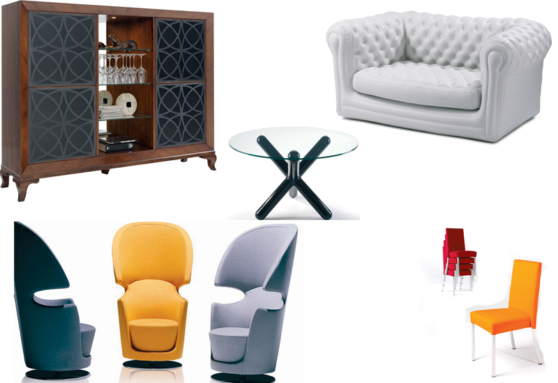 FOOD & BEVERAGE, Furnishing, Top 10..., Products & Services