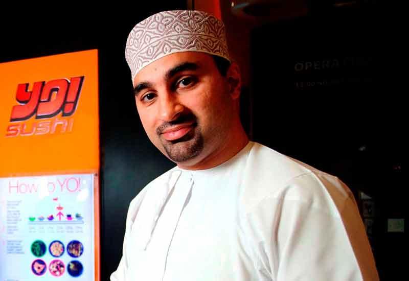 Gourmet Gulf CEO Sami Daud.