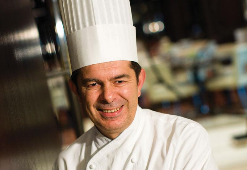 Al Bustan Rotana Dubai's Christophe Prud'homme.