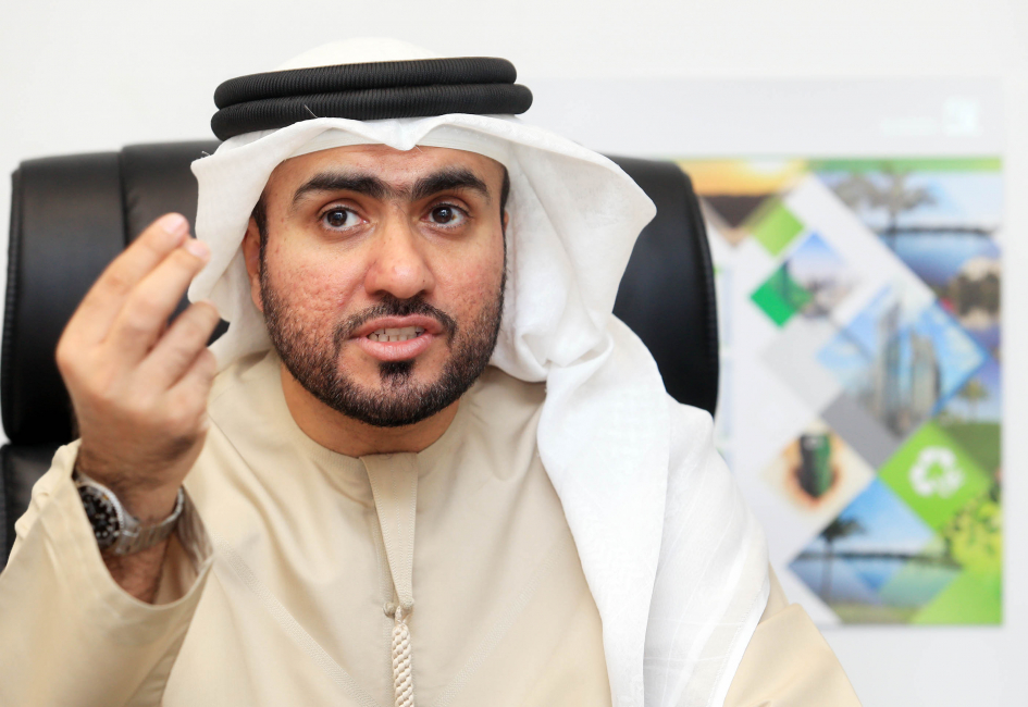 Sultan Ali Al Tahir, Head of Food Inspection Section at Dubai Municipality.