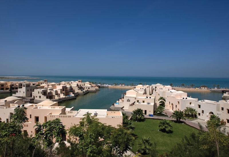 Cove Rotana Resort, Ras Al Khaimah.