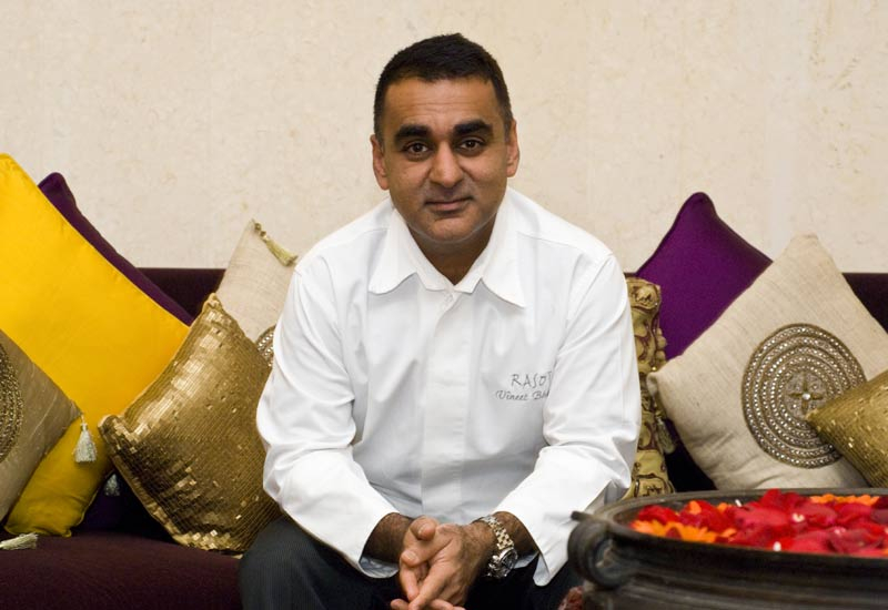 Vineet Bhatia will open an outlet in Libya in May.