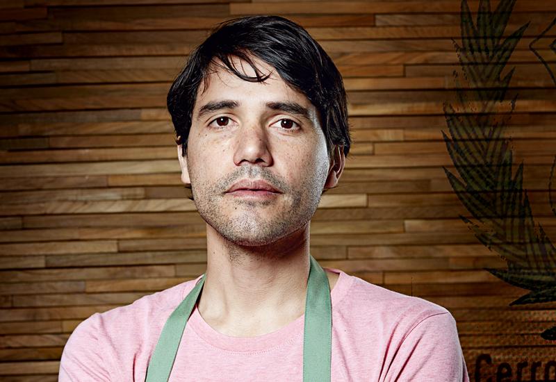 Michelin-starred chef Virgilio Martinez.