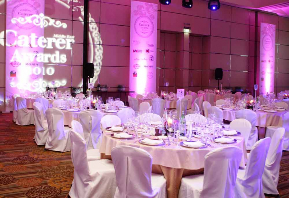 The third edition of the Caterer Middle East Awards is tonight