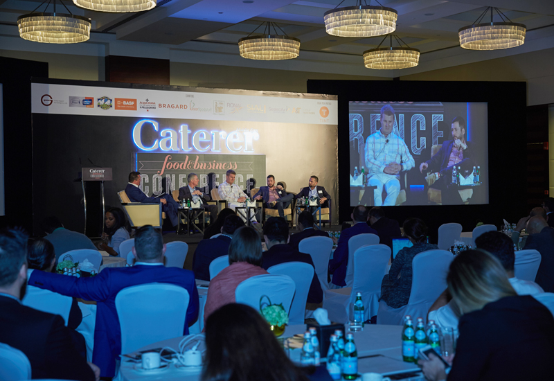 FOOD & BEVERAGE, REPORTS, Caterer Food and Business Conference 2017, F&b trends, Food and business conference