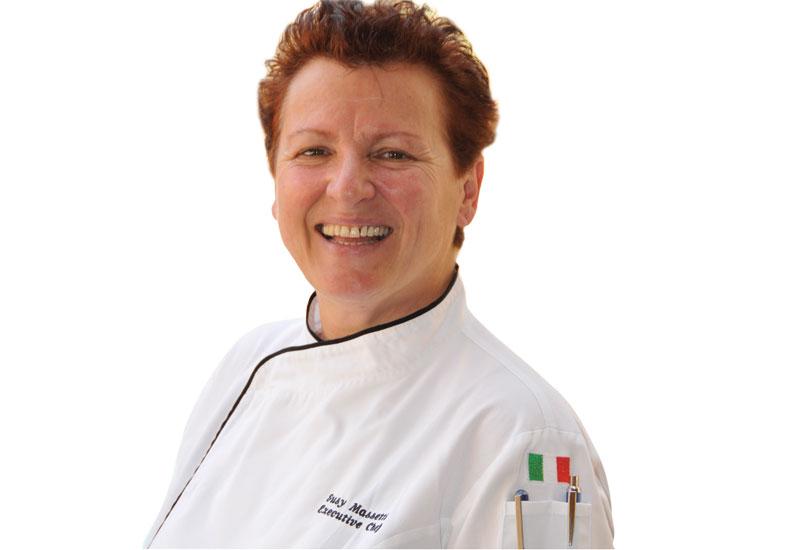 Sheraton Deira executive chef Susy Massetti.