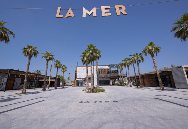 La Mer will open its first phase to the public on October 15, 2017.