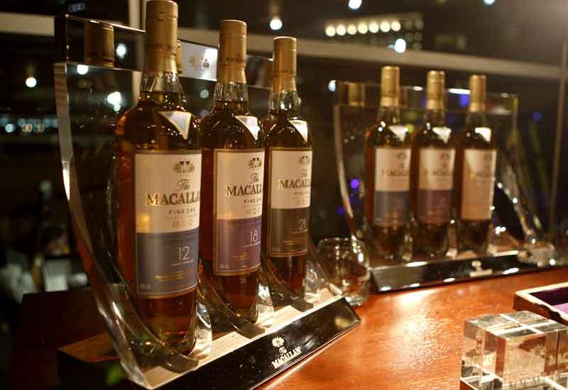 Single Malt Scotch Whisky brand, The Macallan.