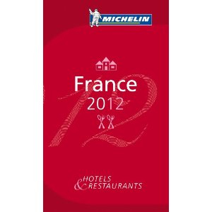 The new Michelin guide for France