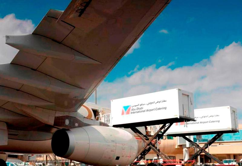 Abu Dhabi In-Flight Catering produces more than 20,000 meals a day.