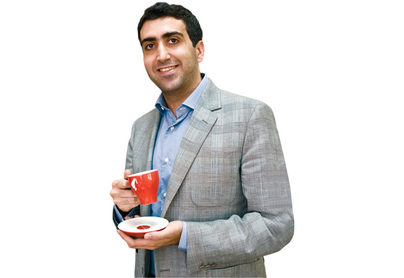 MSI managing director Ali Kadkhodaei formed the company just over one year ago.