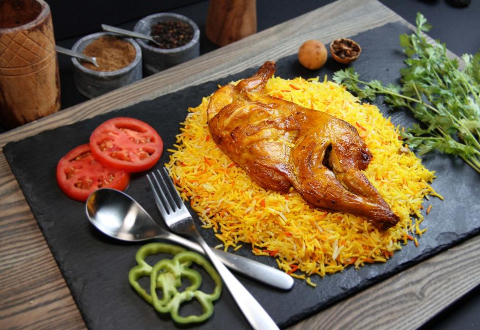 Chicken Madhbi.