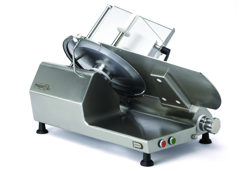 Dadaux will be promoting its new Major Slice meat slicer at Gulfood.