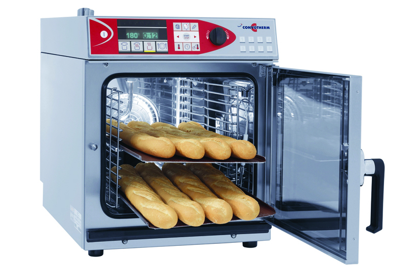 Convotherm's new OES 6.10 mini-oven.